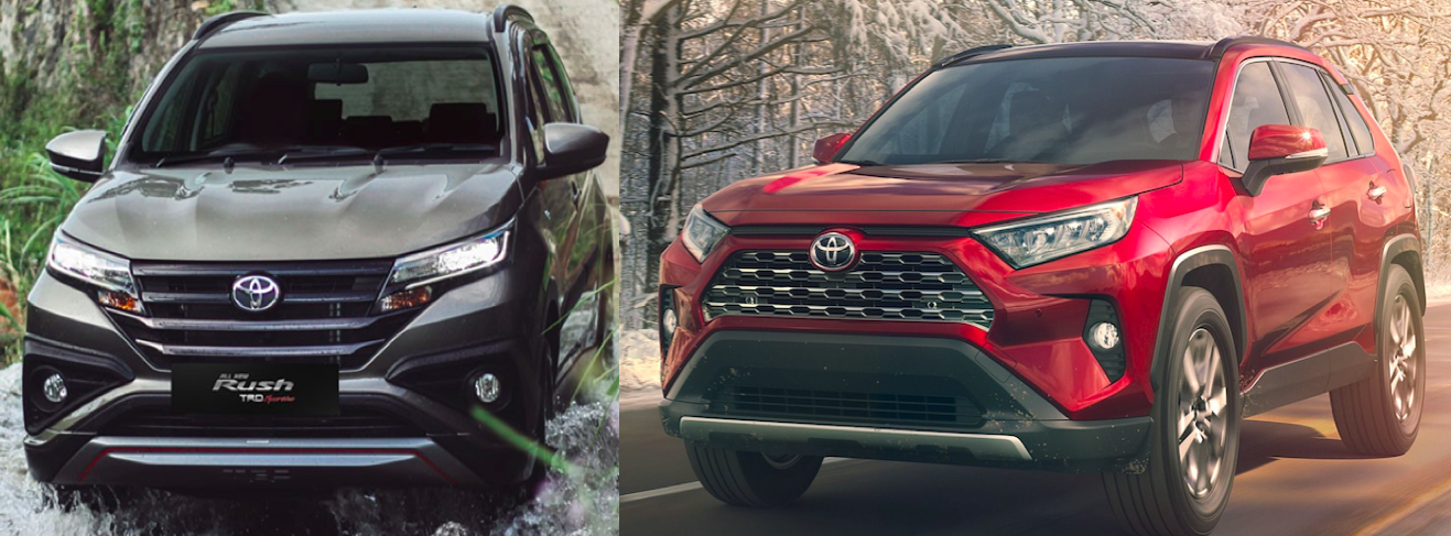 Toyota Rush And Toyota Rav4 Which One Is Better