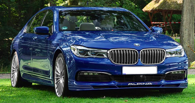 https://commons.wikimedia.org/wiki/File:BMW_Alpina_B7_Biturbo_G12.jpg