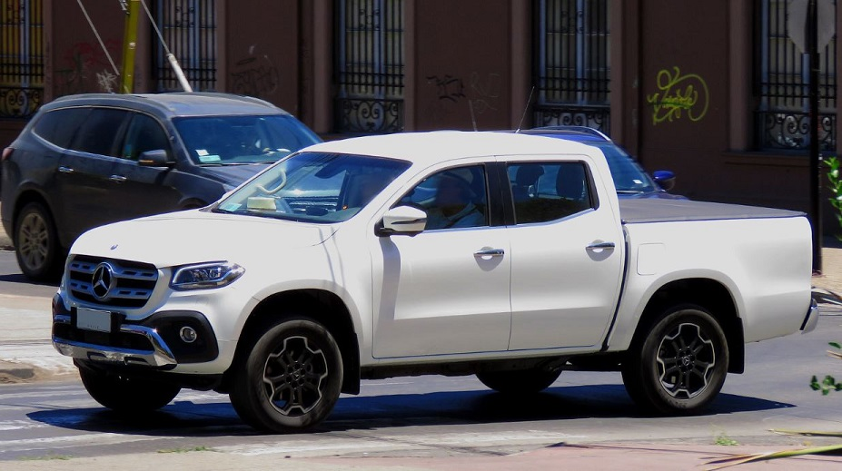 Mercedes-Benz X-Class: Unmatched Off-Road Performance