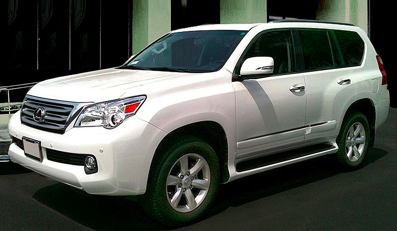 Lexus GX: An Exceptional Capability For Exceptional Roads