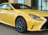 Lexus RC: A Game Changer
