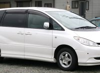 Toyota Estima – When You Go To A Place, Go With Style