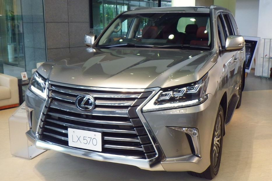 Lexus LX: More Than Just A Cruiser