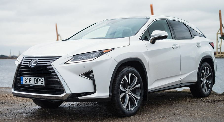 Luxury In Four Generations With The Lexus RX