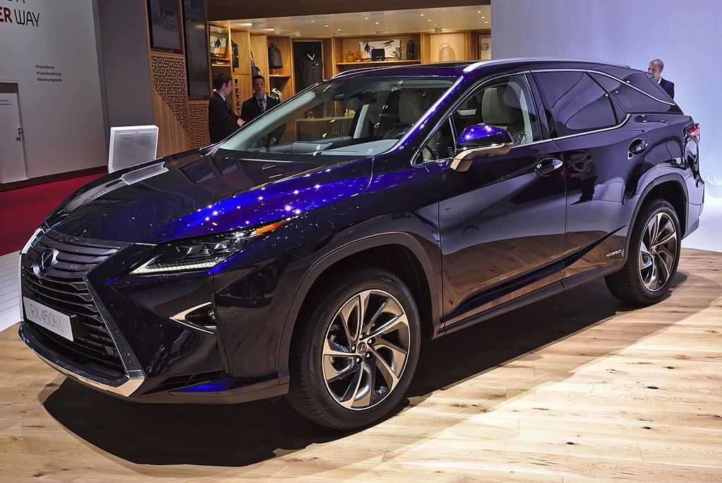Lexus RX: Designed To Beat The Odds