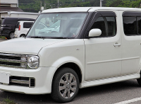 Nissan Cube – Unique, Customizable and Inexpensive