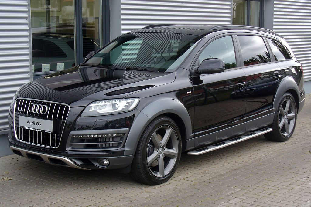 Audi Q7: The Only SUV That Matters